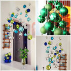 Cute Christmas Xmas Tree Ball Bauble Hanging Party Ornament Home Decor
