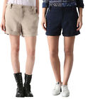Diesel S-Braque Shorts Damen Pants Leinen