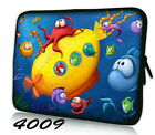 """Waterproof Pattern Sleeve Case Bag Cover Pouch for 7"""" 8"""" Coby Kyros Tablet PC"""