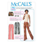 McCall's Learn to Sew for Fun Sewing Pattern | M7198 | Misses' Shorts and Pants
