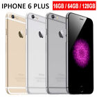 Apple iPhone 6 Plus 16GB 64GB GSM Factory Unlocked iOS Smartphone 5.5 Lot BHUN8