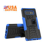 Shockproof Rugged Kickstand Rubber Case Cover For Samsung Galaxy Note 8