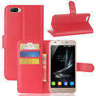 For BlackView A7A7 Pro Case PU Leather Flip magnet Cover Slots Wallet Pouch Skin