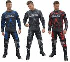 Wulfsport V20 Adult Motocross Jersey Pants Clothing Suit Off Road Quad Combo Set