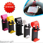 1PC Universal Mobile Phone GPS Car Steering Wheel Clip Mount Holder Stand GIFT