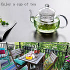 350mL-1000mL Heat Resistant Glass Teapot Infuser Infusing Tea Coffee Pot Home