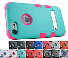 """for Apple iPhone 8 / 7 (4.7"""") TUFF Rugged Case Cover Kickstand + PryTool"""