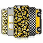 HEAD CASE DESIGNS YELLOW CAB HARD BACK CASE FOR APPLE iPHONE PHONES