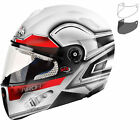 Airoh Mr Strada Junior Motorcycle Helmet & Visor Childs Kids Youth Full Face