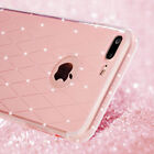 New Bling ShockProof Soft TPU Glitter Case Cover For Apple iPhone 7 8 8/X Plus