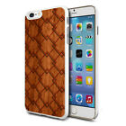 Wood Effect Diamonds Design Shockproof Hard Case Cover For Mobiles