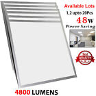 48W Ceiling Suspended Recessed LED Panel White Light Office Salon 600MM x 600MM