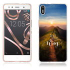 Super Flexible Clear TPU Case Rubber Slim Silicone Soft Back Cover For HTC BQ