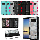 Shockproof Dual Layered Case Military Grade Cover for Samsung Galaxy Note 8