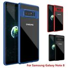 Luxury Clear Slim Case For Samsung Galaxy Note 8 Hybrid Shockproof Protect Cover