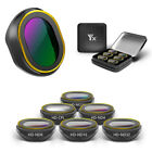 ND4 ND8 ND16 ND32 UV CPL Camera Lens Filter Nice for DJI Spark RC Drone