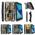 For Samsung Galaxy On7 | J7 Prime | J7 Halo (2017) Clip Holster Case Flying Duck
