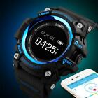 Sport Waterproof Bluetooth Smart Watch Phone Mate For Android IOS Gift ED