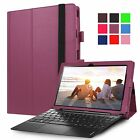 High Quality PU Leather Portfolio Stand Cover Case for Lenovo Miix 320 Tablet