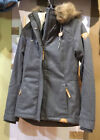 Ragwear neue Kollektion W 2017 Winter Jacke Winny grey melange Gr. S bis XL