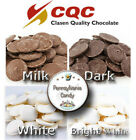 where to buy candy melts in stores - Clasen 2 lb Milk Dark or White Melting Wafers Discs Alpine Chocolate Candy Melts