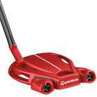 New TaylorMade Spider Tour Red Sightline Putter- Choose Length-Lie-Loft