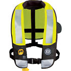 Mustang MD3183 T3 High Visibility Inflatable PFD HIT