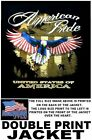 UNITED STATES AMERICA VETERAN AMERICAN PRIDE EAGLE FLAG PATRIOTIC USA JACKET 589