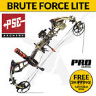 PSE Archery Brute Force Lite 2017 PRO Compound Bow - Bowhunting