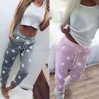 US Women Casual Loose Harem Pants Jogger Dance HipHop Slacks Trousers Sweatpants