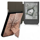 kwmobile SMART COVER CASE FOR POCKETBOOK TOUCH HD TOUCH HD 2 WITH STAND IN