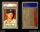 1952 Topps #72 Karl Olson -  Red Sox PSA 6 - EX/MT