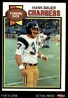1979 Topps #499 Hank Bauer Chargers EX $0.99 USD