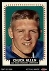 1964 Topps #154 Chuck Allen Chargers NM $40.0 USD
