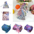 10pcs Organza Jewelry Candy Gift Pouch Bags Wedding Party Favors Decor Pretty