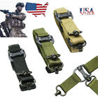 """Retro New Tactical Quick Detach QD 1 or 2 Point Multi Mission 1.2"""" Rifle Sling"""