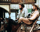 Terence Hill Bud Spencer on Horseback They Call Me Trinity Poster or Photo