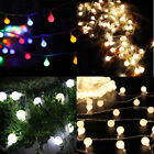 5M LED String Fairy Light Lamp Globe Ball Star Decor for Wedding Christmas Party