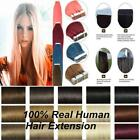 New Tape  Real 100% Human Remy Hair Extensions 20pcs Virgin Hair Wefts for Women