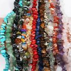 1 Strand 15''  Freeform Natural Stone Chips Beads For Jewelry Making Wholesale