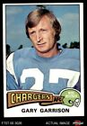 1975 Topps #230 Gary Garrison Chargers EX/MT $0.99 USD