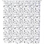 Counting Numbers Shower Curtain