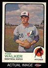 1973 Topps #41 Tom Walker Expos NM