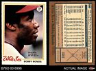 1978 O-Pee-Chee #206 Bobby Back Reads with White Sox as of 12-5-77 White Sox NM