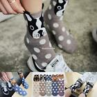 Fashion Women Stereoscopic Animal Polka Dot Pattern Socks Fall Winter EN24H