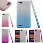 For ZTE Tempo X SHINE Hybrid Hard Case Rubber Phone Cover Accessory