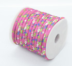 6mm 20m Jewelry accessories DIY cotton and linen round rope  7 color