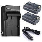 BP-511A BP-512 Battery + Charger for Canon EOS 5D 10D 20D 20Da 30D 300D 40D 50D