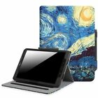 "Samsung Galaxy Tab S3 9.7 / Tab E 8.0"" 9.6"" Leather Case Cover Corner Protection"