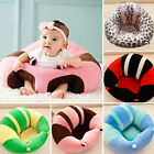 Infant Baby Seat Sit Support Protector Chair Car Cushion Soft Sofa Pillow Toy